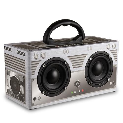 W9 بلوتوث اللاسلكية 4.2 المتكلم اللاسلكية المحمولة ستيريو الصوت المتكلم