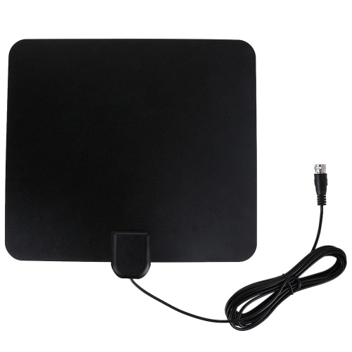 HDTV024 25dB Indoor TV Aerial Digital HDTV Antenna 120 Miles