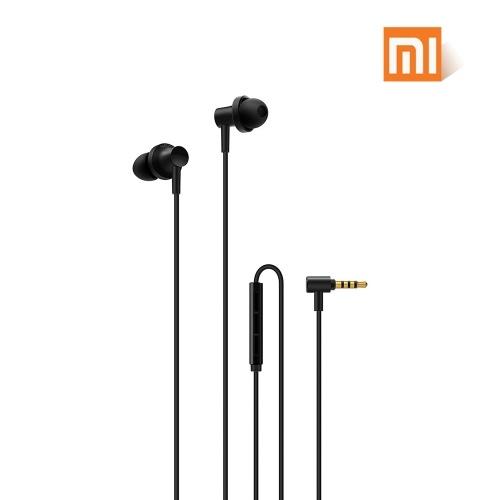 Xiao-mi Dual Drivers Earphones Sprachsteuerungs-Ohrhörer mit Mikrofon