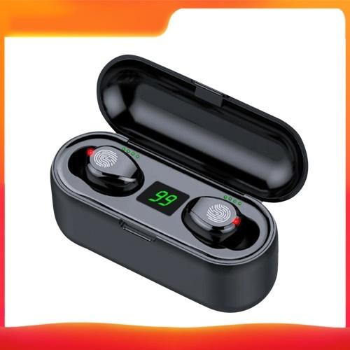 Ecouteur Bluetooth5.0 Ecouteurs oreille double oreille Stereo Dans l'oreille HD avec kit de chargement