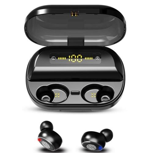 IPX7 wasserdichte TWS Kopfhörer Bluetooth 5.0 Ture drahtloser Kopfhörer