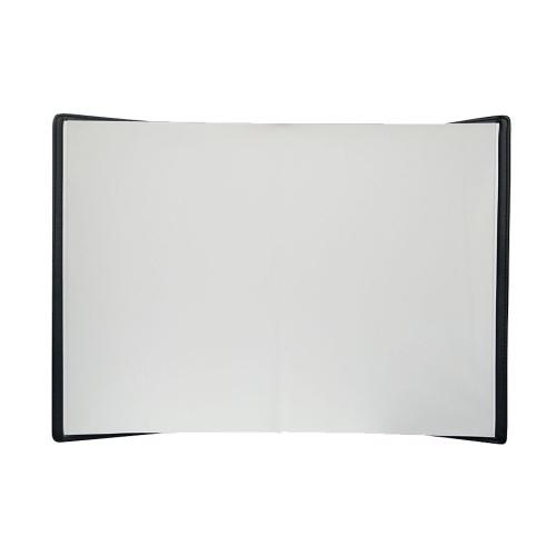 18,3-Zoll-Projektor-Buch-Schirm-tragbarer PVC-Projektionsschirm-Gewebe-knitterfreier Innenaußenprojektor-Film-Schirm für Haupttheater-Sitzung