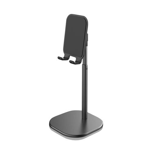 Soporte para teléfono móvil Soporte para teléfono Base para teléfono: soporte, soporte, soporte para escritorio de oficina Teléfono móvil / tableta Soporte universal