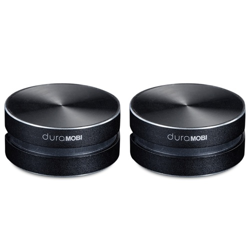 2 Pack Wirelessly BT Speaker Bone Conduction Speakers Mini Portable Loud Stereo Sound Built-in Mic Sound Box