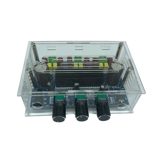 305 TPA3116 Digitale Bluetooth-Leistungsverstärkerplatine Audio-Klasse-D-Bass-Subwoofer-Verstärker 2.1 Kanal 2 * 50 W + 100 W Stereo-Leistung