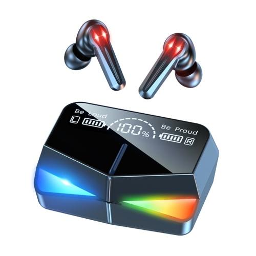 Écouteurs de jeu M28 BT5.1 True Wireless Sports Headset avec micro
