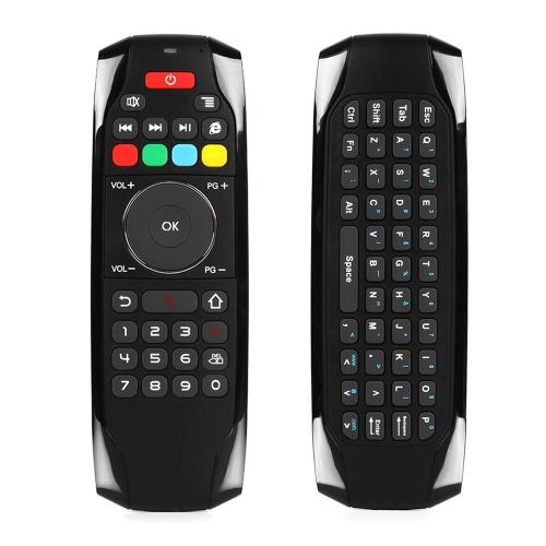 2.4G Air Mouse Беспроводная клавиатура Пульт дистанционного управления