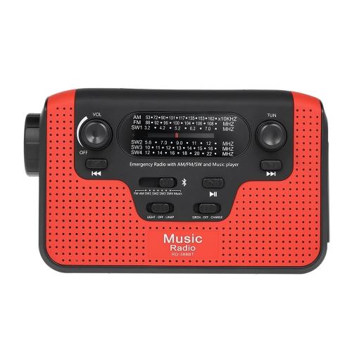 RD388 Altoparlante Bluetooth per musica con energia solare