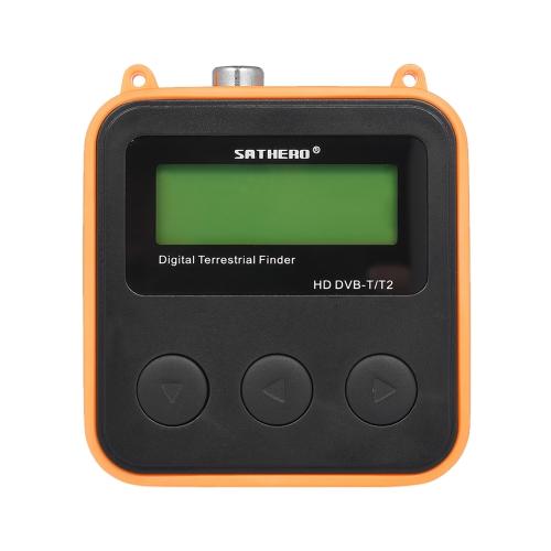 SATHERO SH-110HD Наземный измеритель сигналов