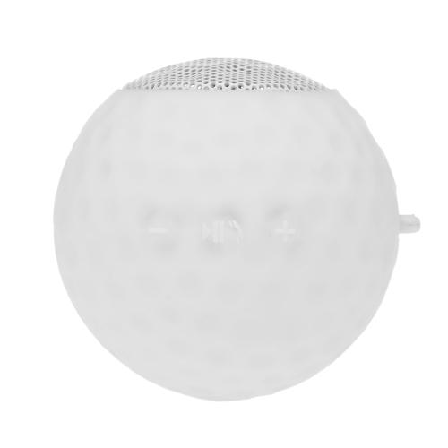 Креативный портативный беспроводной BT-динамик с микрофоном