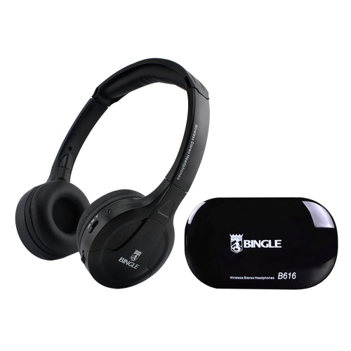 $3.40 OFF BINGLE B616 Multifunction Wireless Stereo Headphones,free shipping $16.99(Code:MV4343)