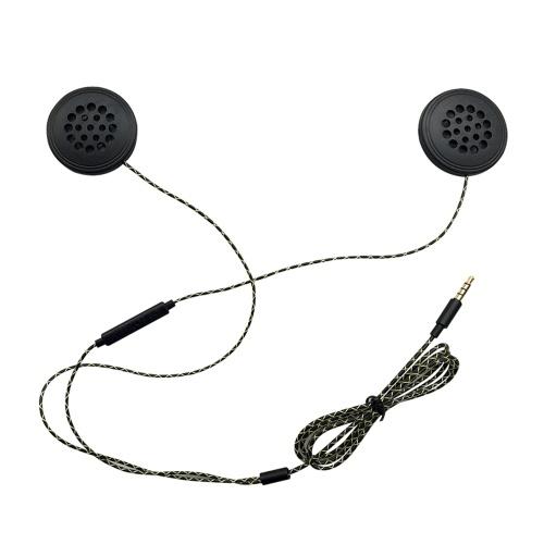 Проводные наушники с микрофоном