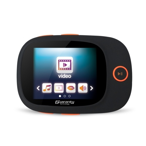 Sport MP3 MP4 Loseless Music Player with Headphone 8GB