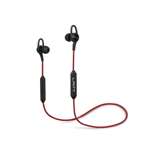 LATT L3 Bluetooth 4.2 Kabellose Kopfhörer In-Ear-Musik-Ohrhörer Wasserdichtes Sport-Headset mit Mikrofon