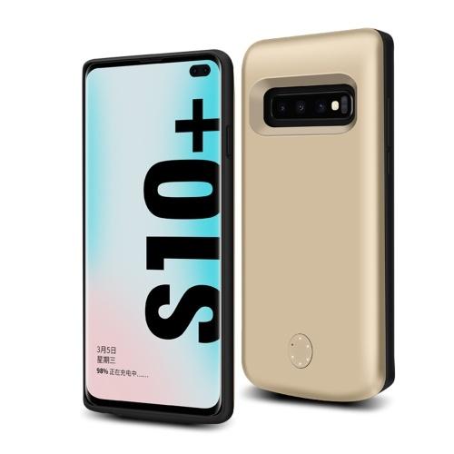 Battery Charger Case for Samsung Galaxy S10/S10E/S10 Plus Soft TPU Charging Phone Power Cover Battery Case