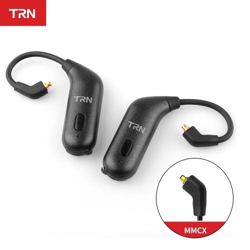 TRN BT20S APTX Replaceable Detachable TWS Bluetooth Module True Wireless Bluetooth 5.0 Ear Hook Earphone 2pin/MMCX Connector Optional