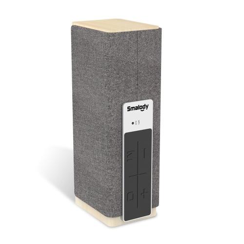 Smalody Портативный Bluetooth 5.0 Деревянный Беспроводной Динамик 20 Вт