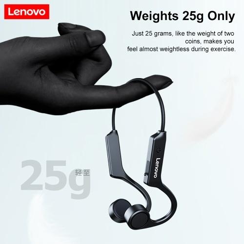 Lenovo X4 Bone Conduction-Kopfhörer Drahtloser Bluetooth 5.0-Kopfhörer