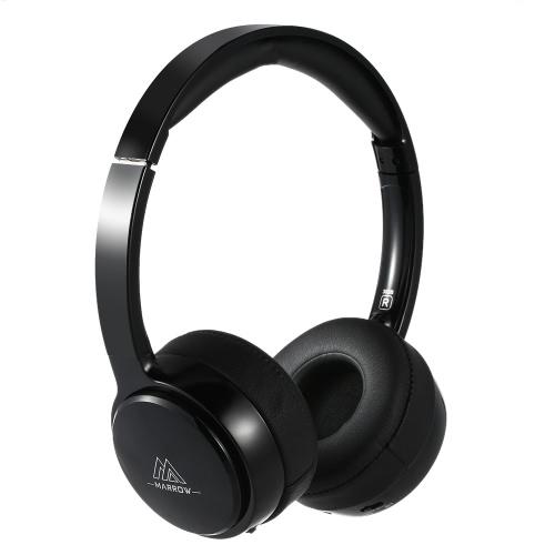 Original moelle 303 b casque mains libres sans fil BT stéréo casque BT 4.0 HIFI Bass Sound effet noir avec micro pour iPhone 6 s Plus Samsung appareils BT