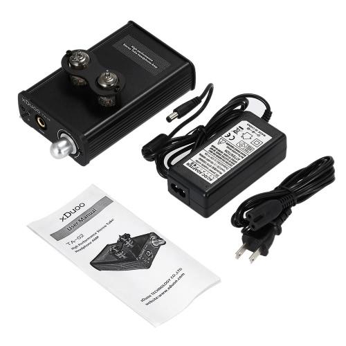 XDuoo TA-02 6J1x 2 Stereo Vacuum Tube Headphone Amplifier Class A Buffer Amp