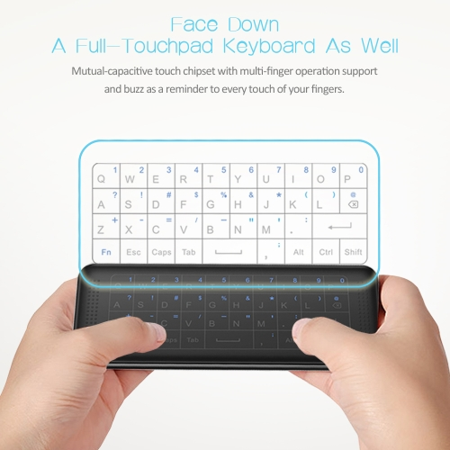 H1 2.4GHz 6-Axis Fly Air Mouse Wireless Keyboard