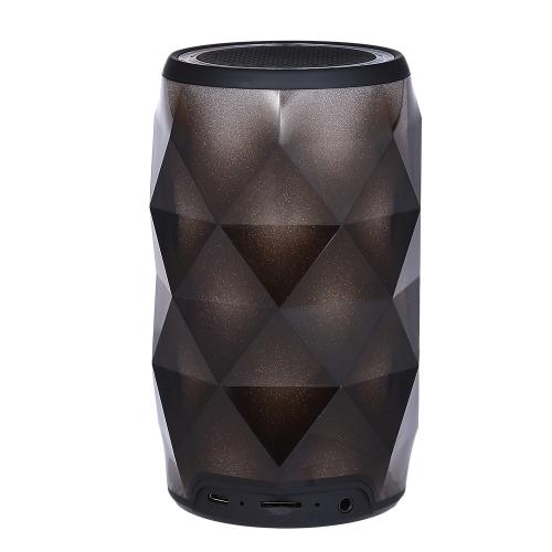 Беспроводная Bluetooth-динамик Smart Touch Light Geode 7 Красочные светодиодные фонари