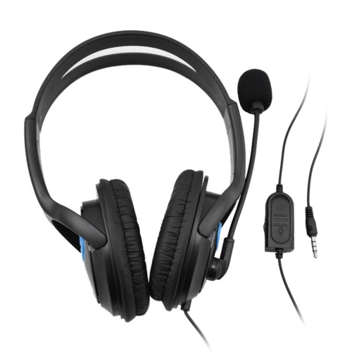 3.5mm Wired Gaming Over Ear Headset