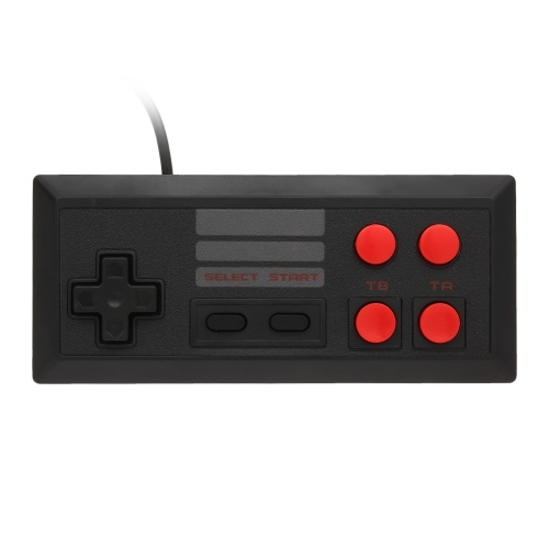 "Immagine di Retrò Miniature Arcade Game Console Portable Handheld Game Machine 256 Giochi classici 2.8 ""Schermo con Wired Gamepad Regalo presente per i bambini Supporto AV Out"