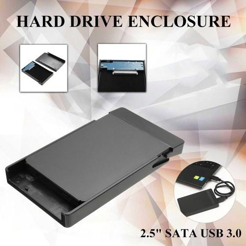 "2.5"" SATA USB 3.0 1TB External Hard Drives Portable Desktop Mobile Hard Disk Box"