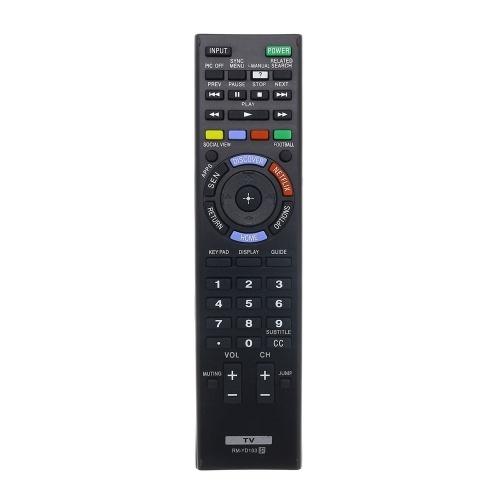 Universal-Smart-LED-LCD-TV-Fernbedienung Ersatz-Controller für Sony, RM-YD103