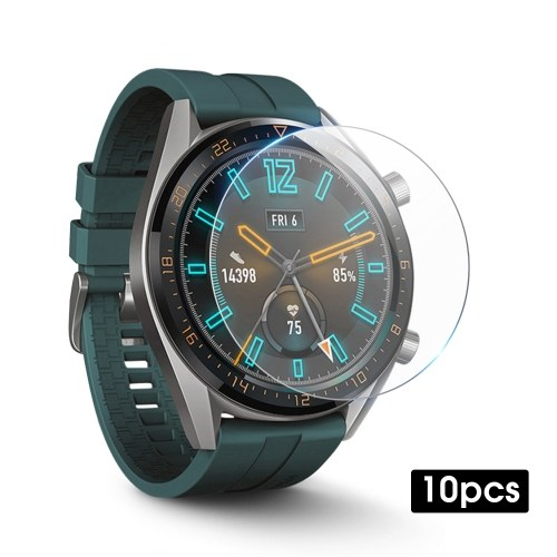 Protective Screen Film For Huawei GT Watch Screen Protector Smart Watch Anti-Scratch for Huawei Watch GT