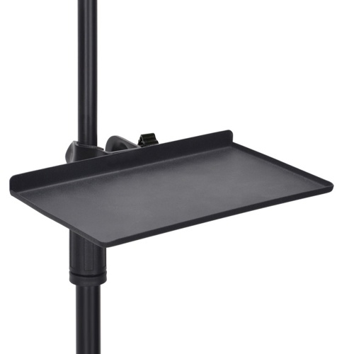 200x130MM Sound Card Tray Live Broadcast Microphone Rack Stand Phone Clip Holder Singing Devices Accessories