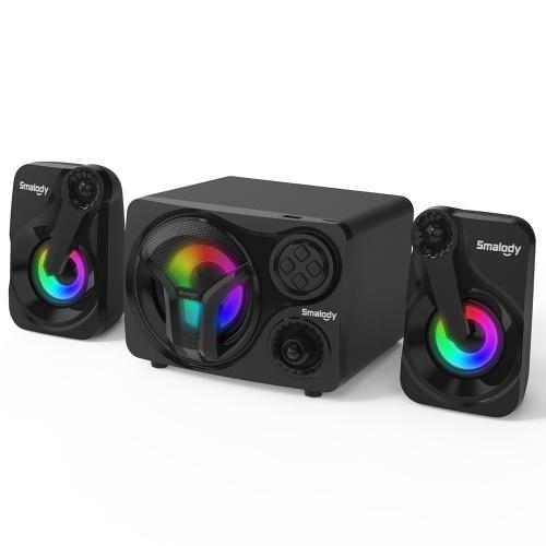 Smalody YXSM 8030 Bluetooth Speakers 3.5mm Wired Speaker 20W