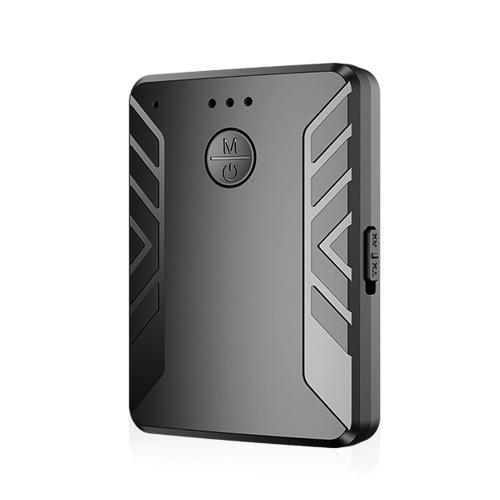 T19 Bluetooth 5.0 Sender Empfänger Drahtloser Audioadapter 3,5 mm AUX Freisprecheinrichtung mit Mikrofon für TV-Kopfhörer Lautsprecher