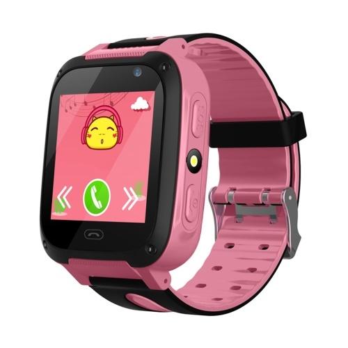 Waterproof Intelligent Watch Multifunction Children Positioning Digital Wristwatch Baby Watches Phone