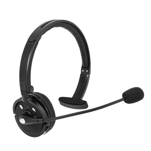 SK-BH-M10B Беспроводная BT стерео наушники Бизнес Накладные наушники с громкой гарнитура с микрофоном для офиса по обслуживанию клиентов смартфоны ПК Другое BT-совместимыми устройствами
