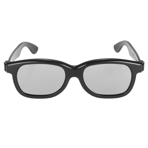 Passive 3D Glasses Circular Polarized Lenses for Polarized TV Real D 3D Cinemas for Sony Panasonic