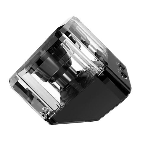Alto-falante BT sem fio com LED Rhythm Light 3.5mm AUX-IN mãos-livres com roteador de microfone