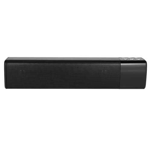 S2028 Портативный беспроводной BT-динамик Черный