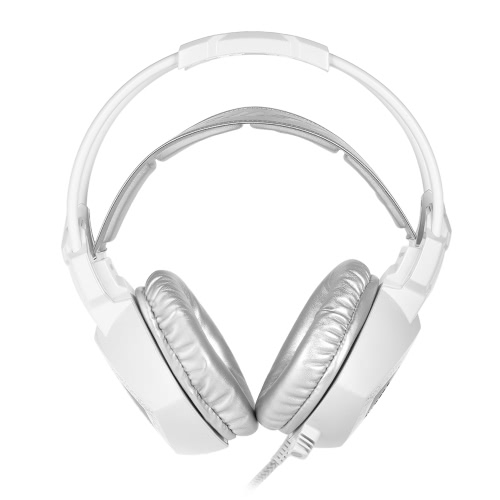 LETTON W9 USB colorido Backlight Gaming Headphone No Packaging
