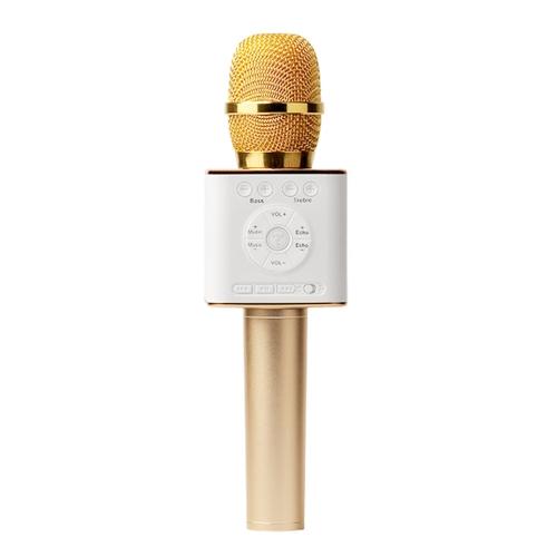 TOSING 04 Microphone Karaoke Sans Fil BT Speaker 2 en 1