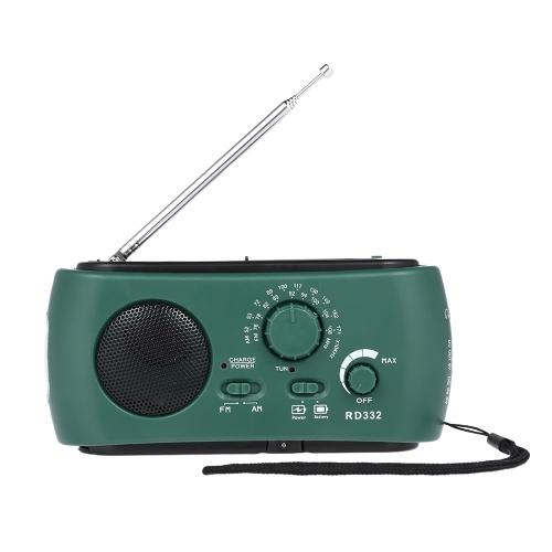RD332 FM AM Двухдиапазонное радио