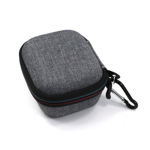Portable Carry Hard Storage Case Cover for Samsung Galaxy Buds BT Headphone 110mmx100mx60mm PU+EVA Earphone Case