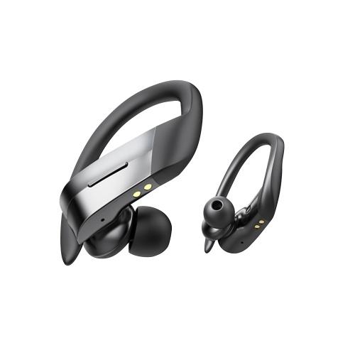Wireless Headset Bluetooth 5.0 300mAh TWS Sport Ear Hook Earphones