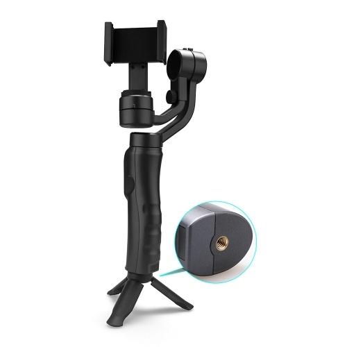 F6 Смартфон Gimbal 3-осевой ручной стабилизатор, совместимый со смартфонами Samsung S10 / iPhone11Pro / Max на базе Android Мобильные телефоны