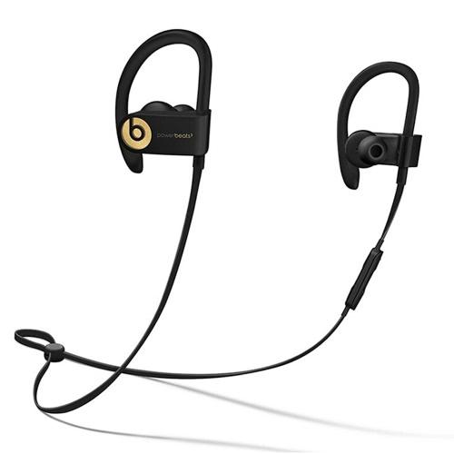 Beats Powerbeats3 fone de ouvido sem fio BT fone de ouvido intra-auricular música esportes fone de ouvido mãos-livres ouro