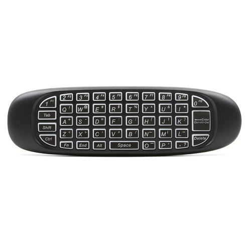 2.4G Backlight Air Mouse Wireless Keyboard