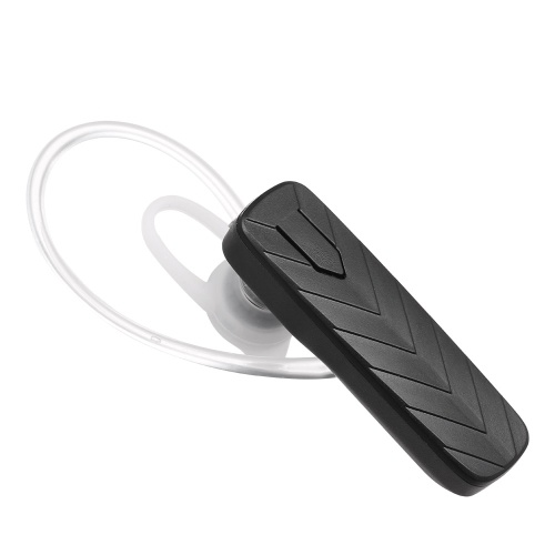 Auricular Sem Fio Bluetooth Fone de Ouvido Único-orelha de Negócios AL2 Gancho de Orelha com Gancho de Orelha de Microfone