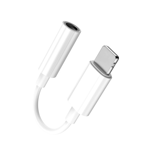 3.5mm Audio Adapter Earphone Splitter Adapter Cable for i-phone