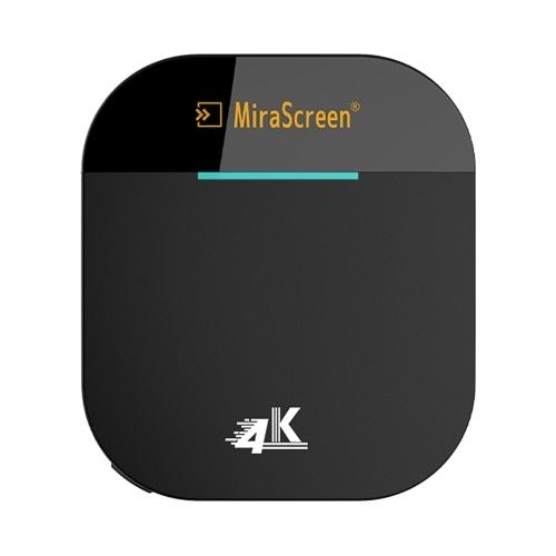 Mirascreen G5 Plus 2.4G / 5G WiFi Display Empfänger 4K UHD TV Stick